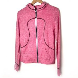Lululemon Athletic zip up long sleeve hoodie